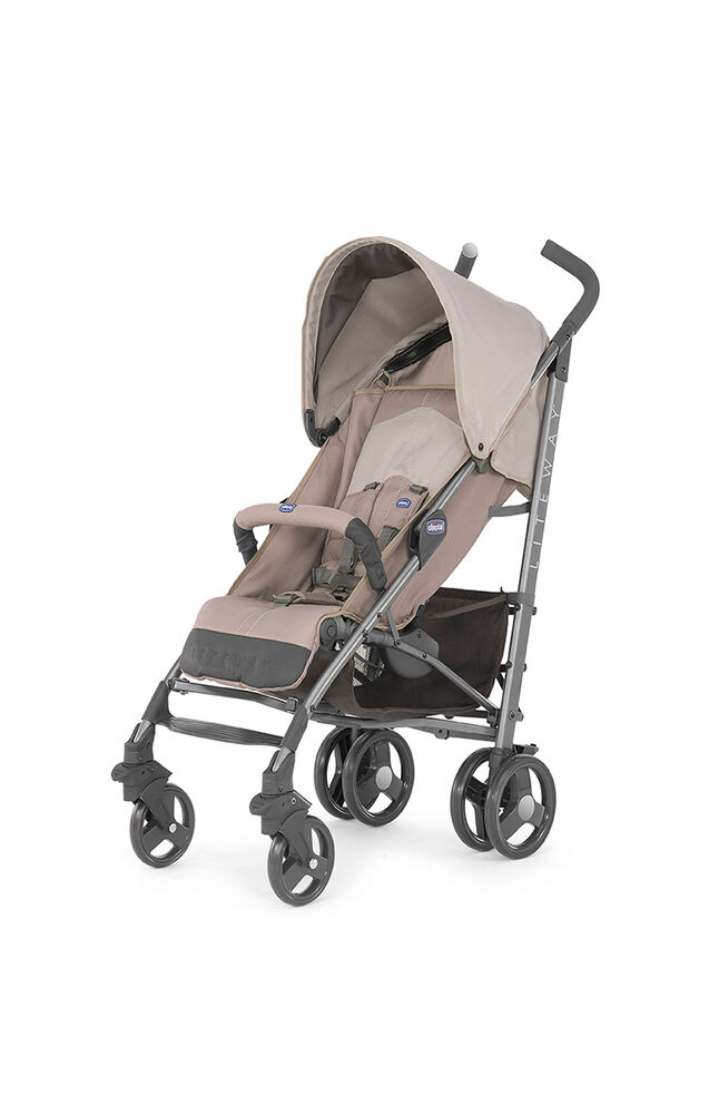 Image for Chicco Lite Way Stroller 2 Sand from Özdilekteyim