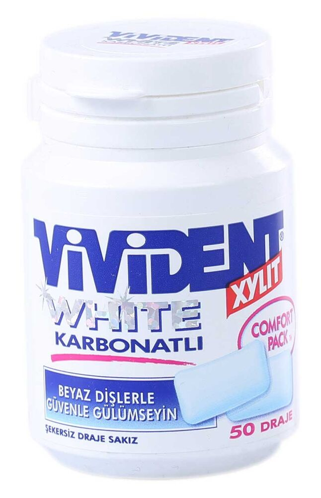Image for Vivident 70 Gr Bıkarbonatlı Draj Sakız from Bursa