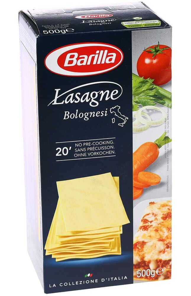 Image for Barilla Lasagne Makarna 500 Gr from İzmir