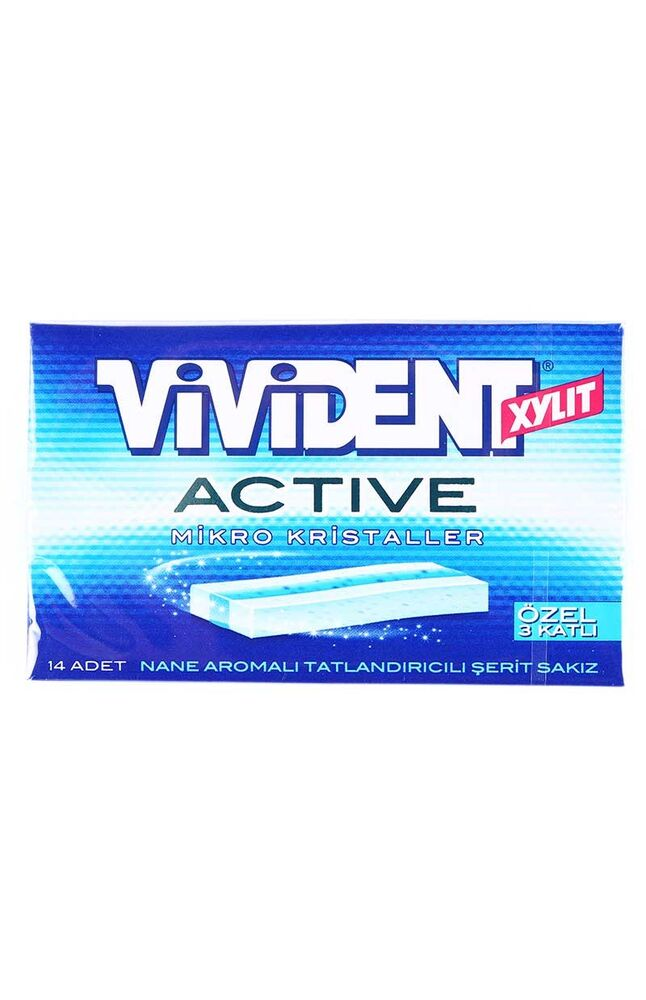 Image for Vivident Active Şerit 33 Gr from Bursa