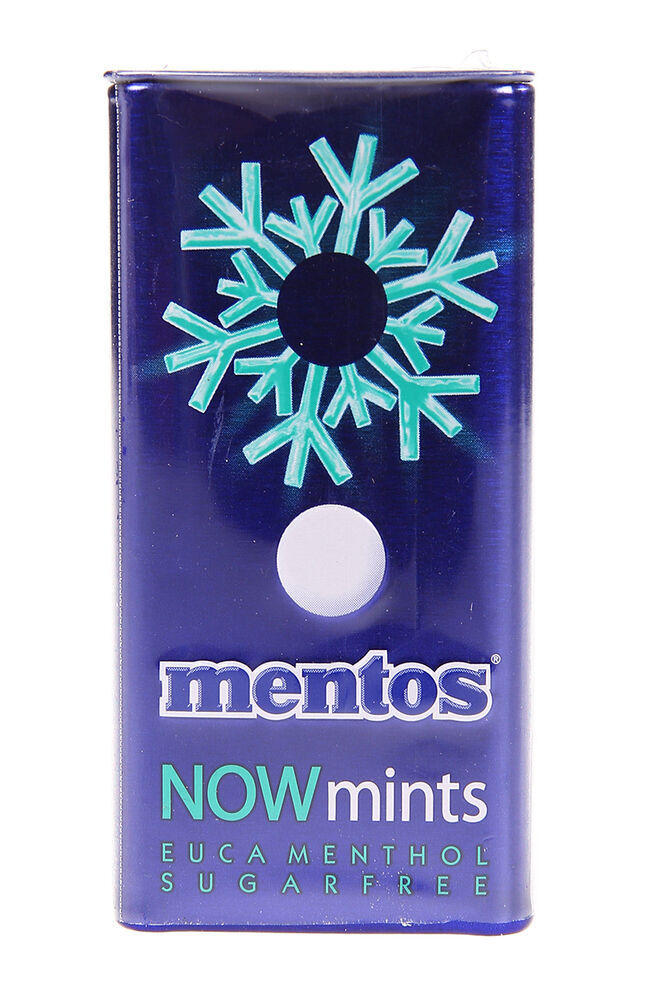 Image for Mentos Nowmints Okaliptüs 18 Gr from Antalya