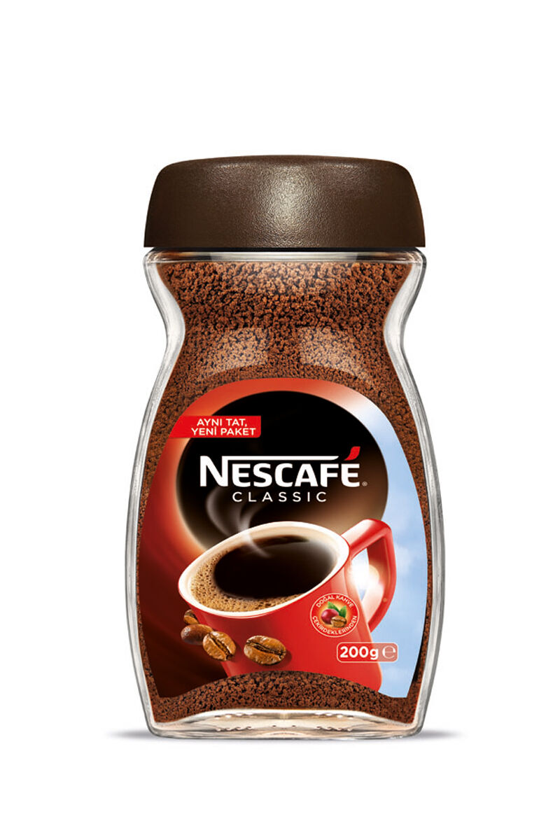 Image for Nescafe Classıc Kavanoz 200Gr from Kocaeli