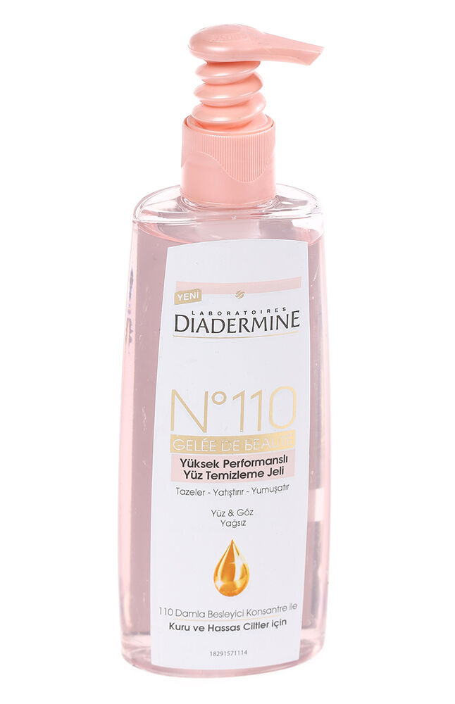 Diadermine No110 Besleyici Jel 200 Ml