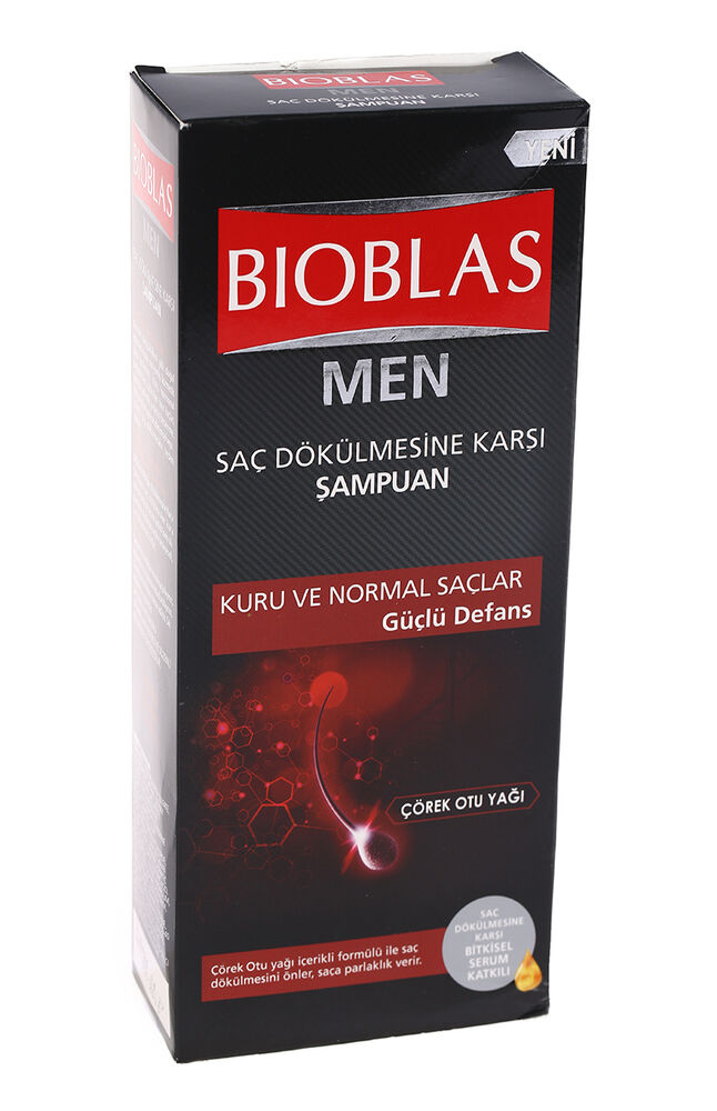 Bioblas Men Şampuan 400 Ml Normal Saçlar