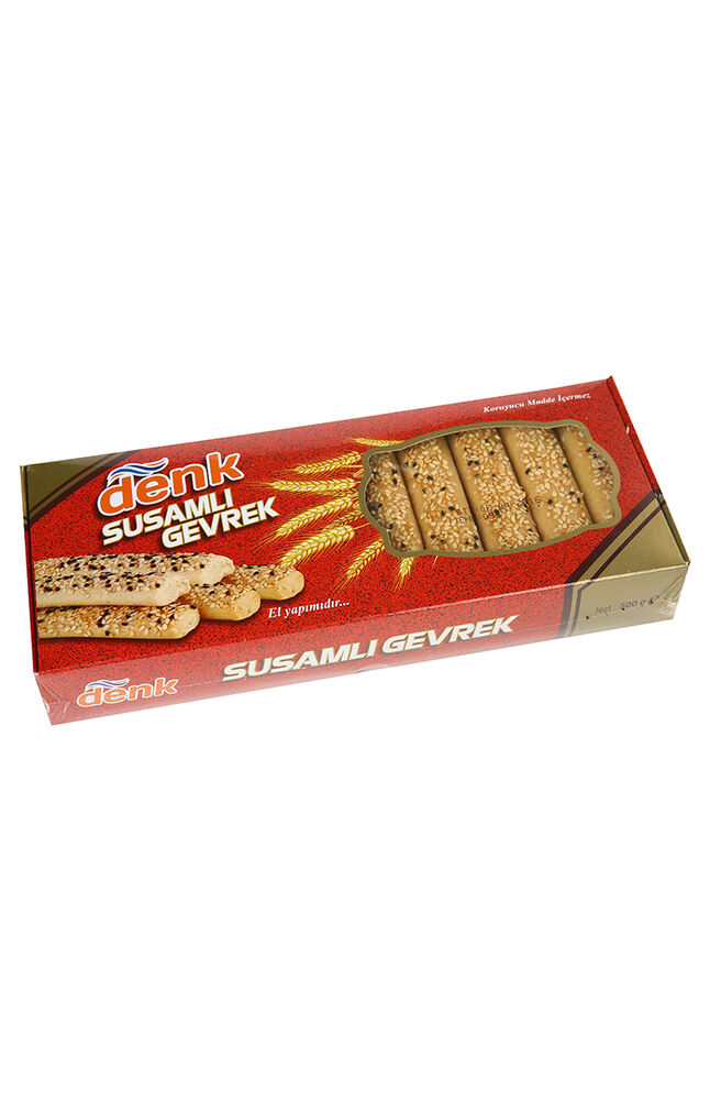 Image for Denk Susamlı Gevrek 500Gr from Bursa