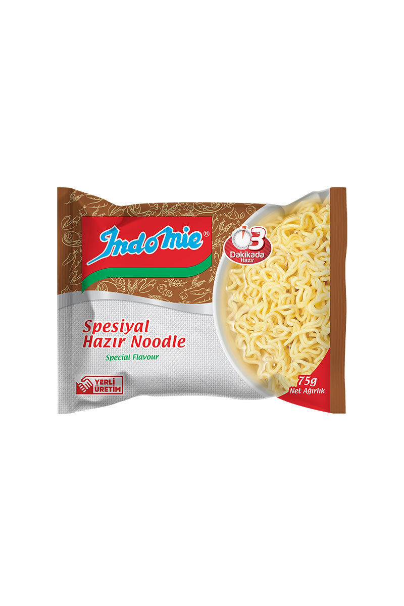 Image for Indo Mıe Spesiyal Noodle 75 Gr from Eskişehir