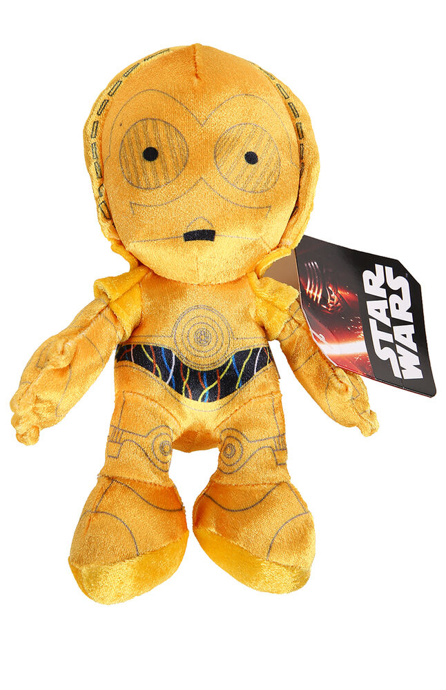 Image for Star Wars Pelüş C3po 20 Cm from Özdilekteyim
