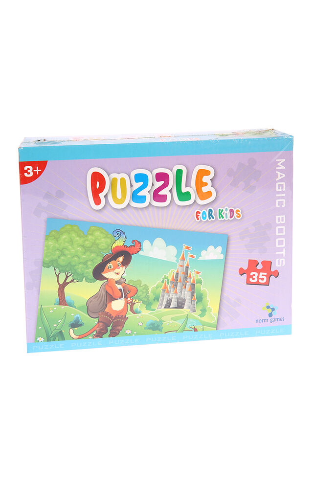 Image for Puzzle Norm 35 Parça Magic Boots from İzmir