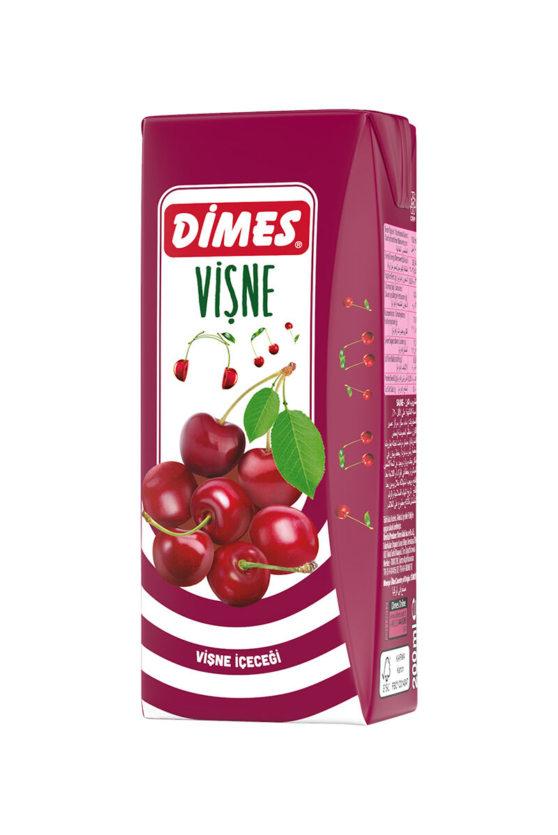 Image for Dimes Meyve Suyu 200Ml Vişne from İzmir