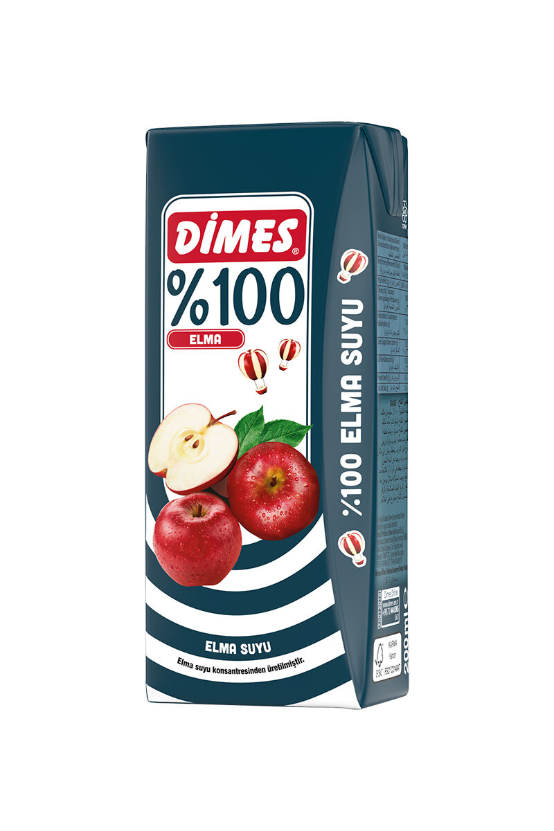 Image for Dimes Meyve Suyu 200Ml Elma from Bursa