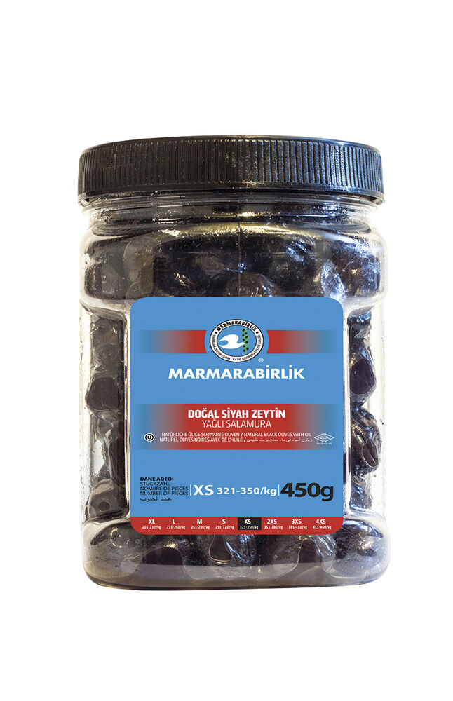 Image for Marm. Zeytin (321-350) 450 Gr Extra Pet from Bursa