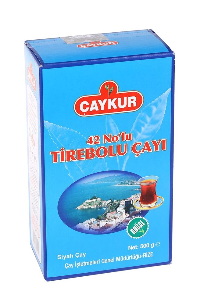 Image for Çaykur Tirebolu Çayı 500 Gr from Kocaeli