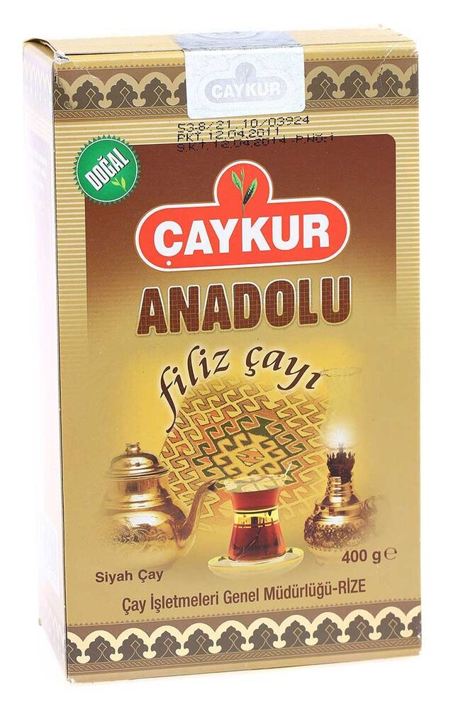 Image for Çaykur Anadolu Filiz 400 Gr from Bursa