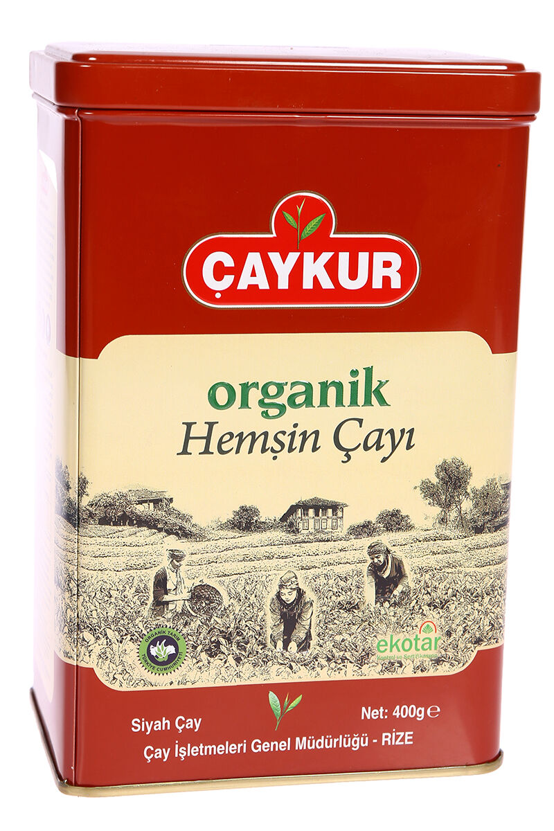 Image for Çaykur Organik Hemşin Çayı 400 Gr from Bursa