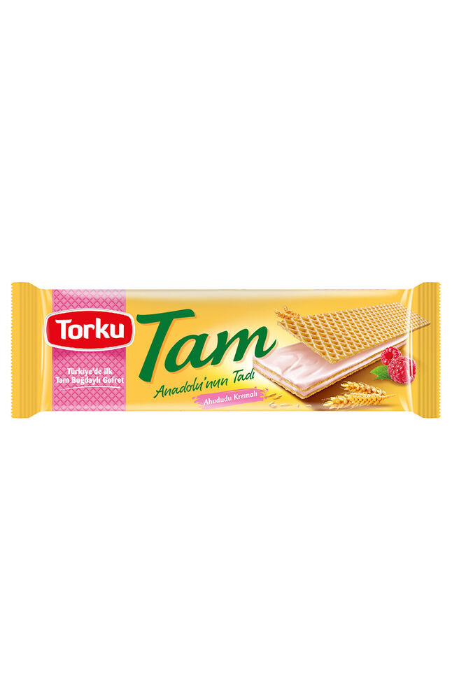 Image for Torku Tam Ahududu Kremalı Gofret 142 Gr from Antalya