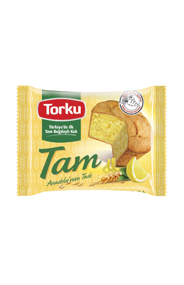Image for Torku Tam Kek Limonlu 40 Gr from Kocaeli