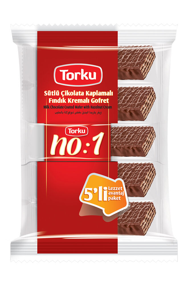 Image for Torku Gofret No1 5Li 175 Gr from Eskişehir