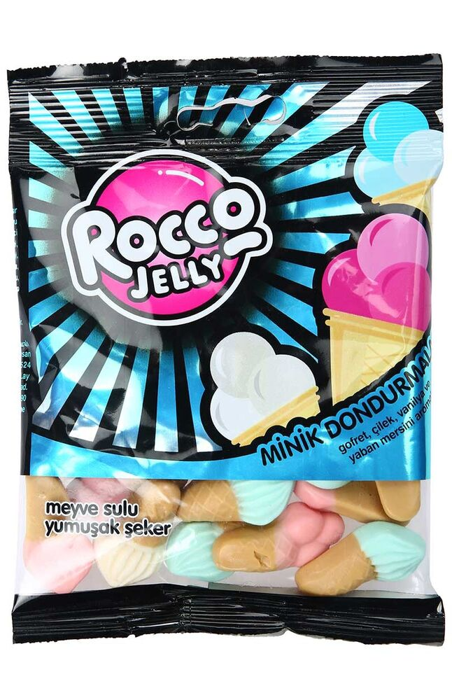 Image for Rocco Jelly Minik Dondurma 80 Gr from İzmir