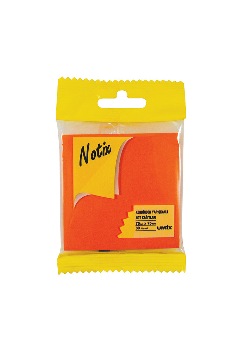 Image for Notix Neon Turuncu 80 Yp 75X75 Asmalı from Kocaeli