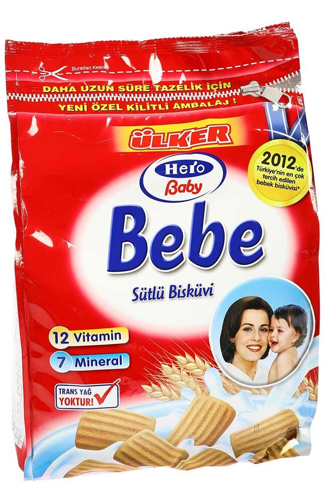Image for Ülker Hero Bebe Bisküvisi 850 Gr from Eskişehir