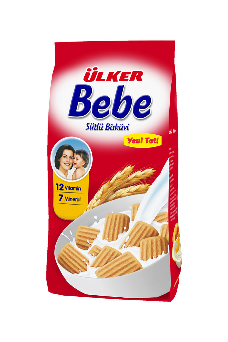 Image for Ülker Hero Bebe Bisküvi 400 Gr from Bursa