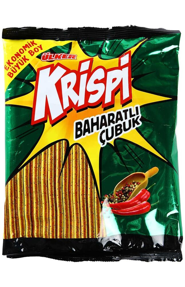Image for Ülker Krispi Kraker Baharatlı 136 Gr from Bursa