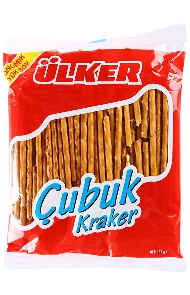 Image for Ülker Çubuk Kraker 120 Gr from Bursa
