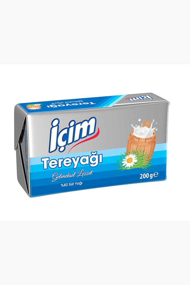 Image for İçim Tereyağı 250 Gr Folyo from Antalya