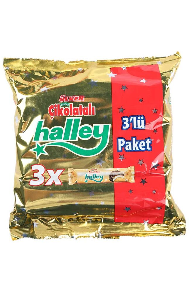 Image for Ülker Halley Mini 3lü 198 Gr from Eskişehir
