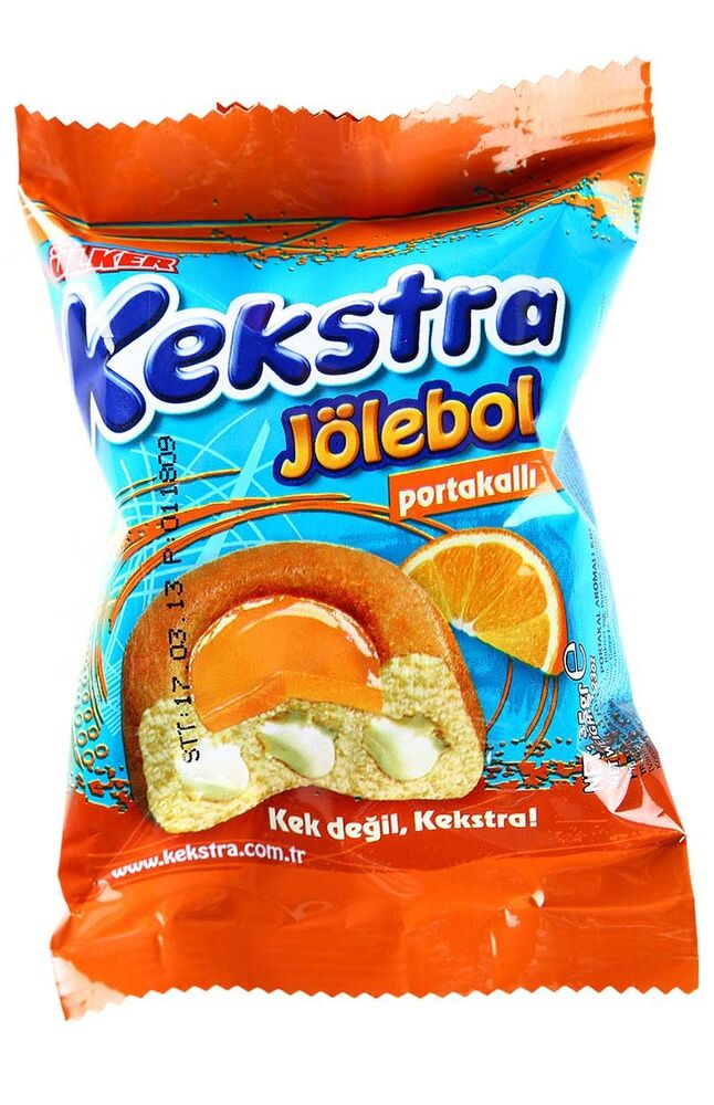 Image for Ülker Kekstra Portakallı 35 Gr from Bursa