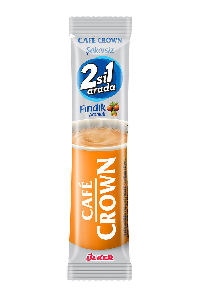 Ülker Cafe Crown 2 In 1Fındık 12Gr