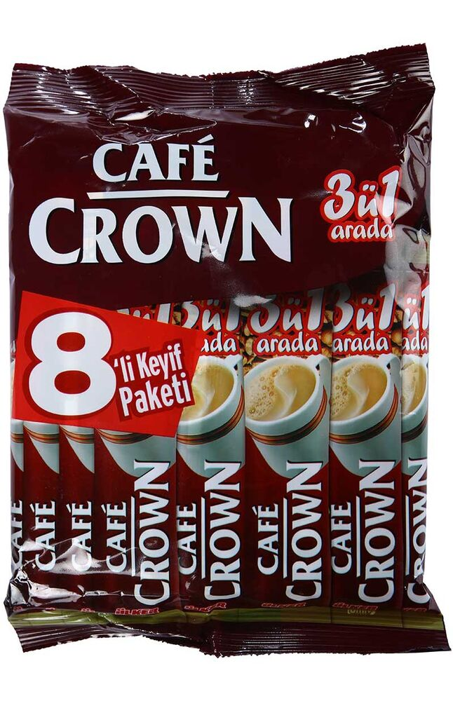 Image for Ülker Cafe Crown 8 Lı 3In1 from Eskişehir
