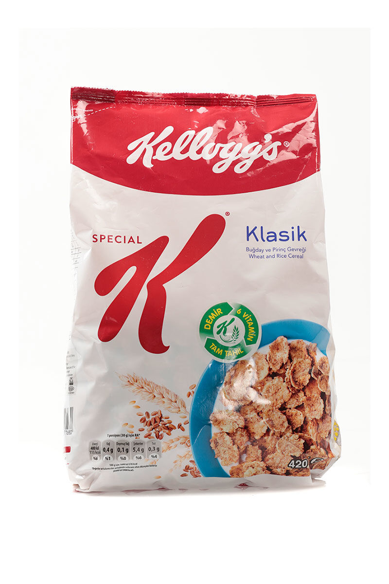 Image for Ülker Kellogs Special K Sade 430 Gr. from Antalya