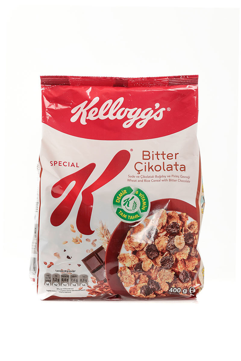 Image for Ülker Kellogs Special K Çikolatalı 400 Gr. from Bursa