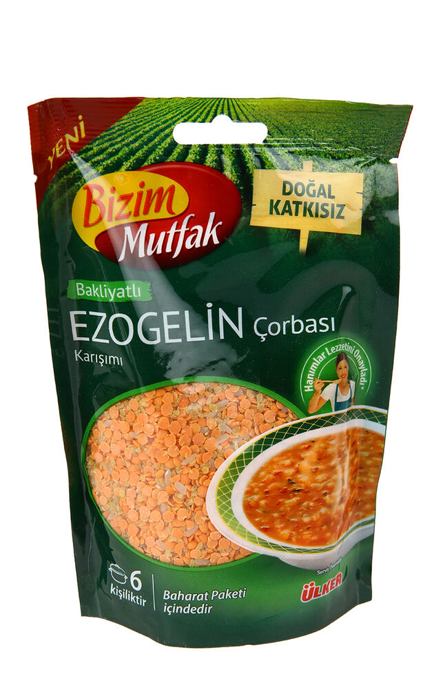 Image for Bizim Çorba 190 Gr Ezogelin from İzmir