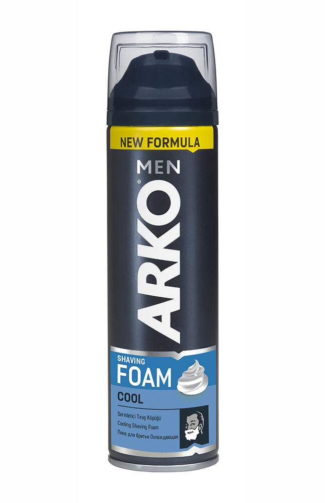Image for Arko 200Ml Tıraş Köpüğü Cool 200Ml from İzmir