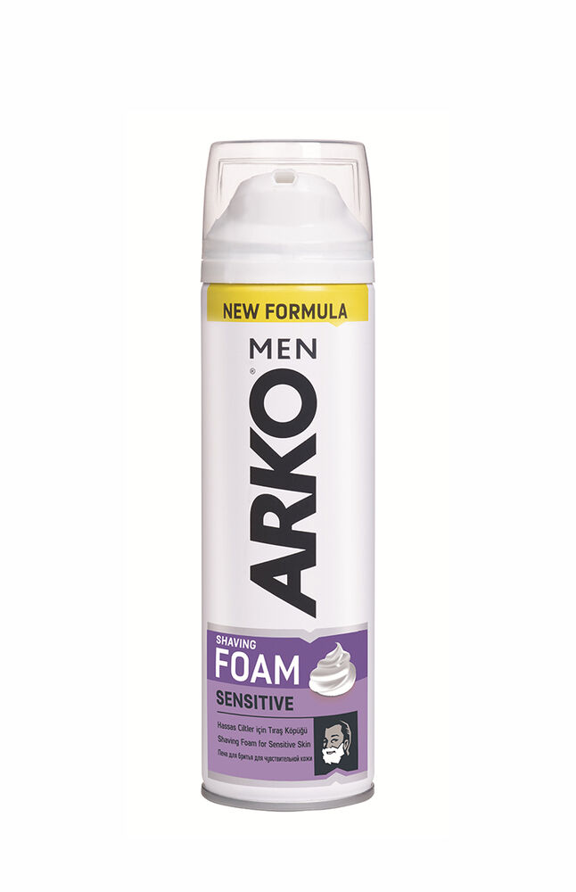 Image for Arko 200Ml Tıraş Köpüğü Extra Sensitive 200Ml from Kocaeli