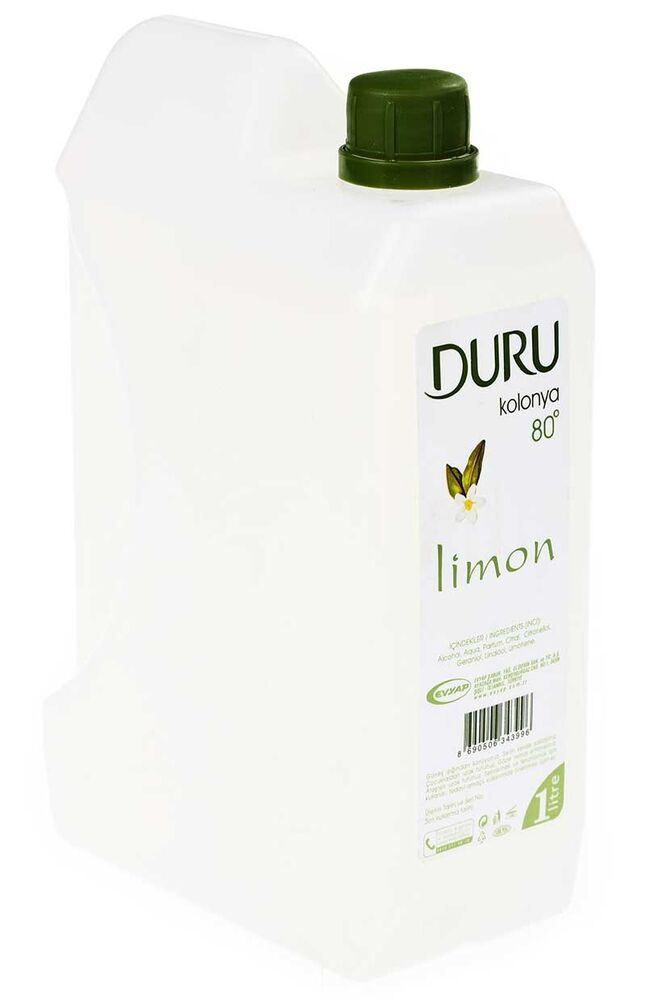 Image for Duru Kolonya 1 Litre Bidon from Antalya