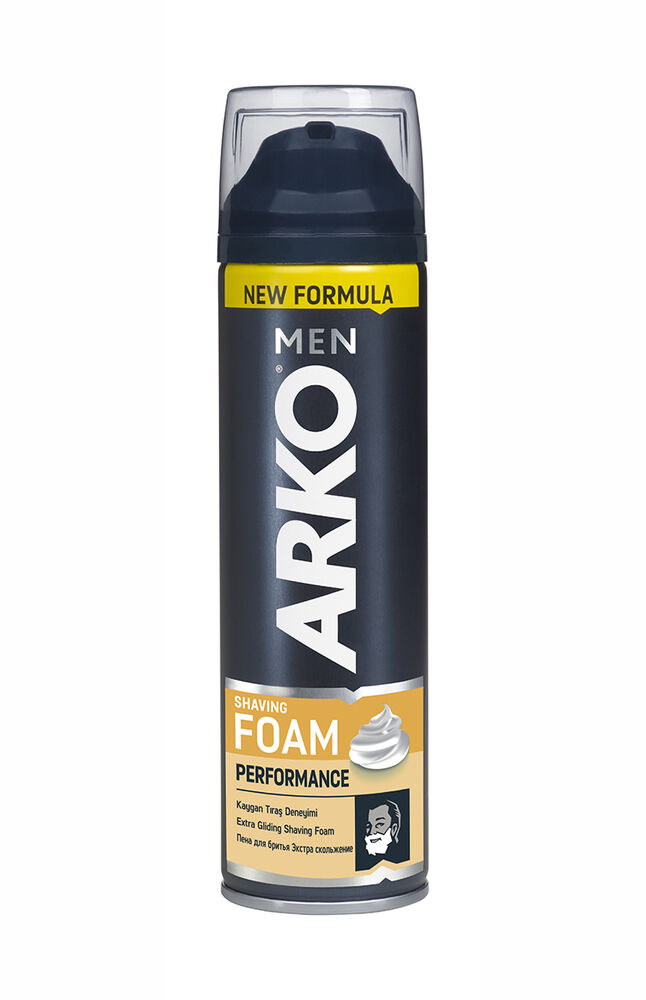 Arko 200Ml Tıraş Köpüğü Regular Extra Performance