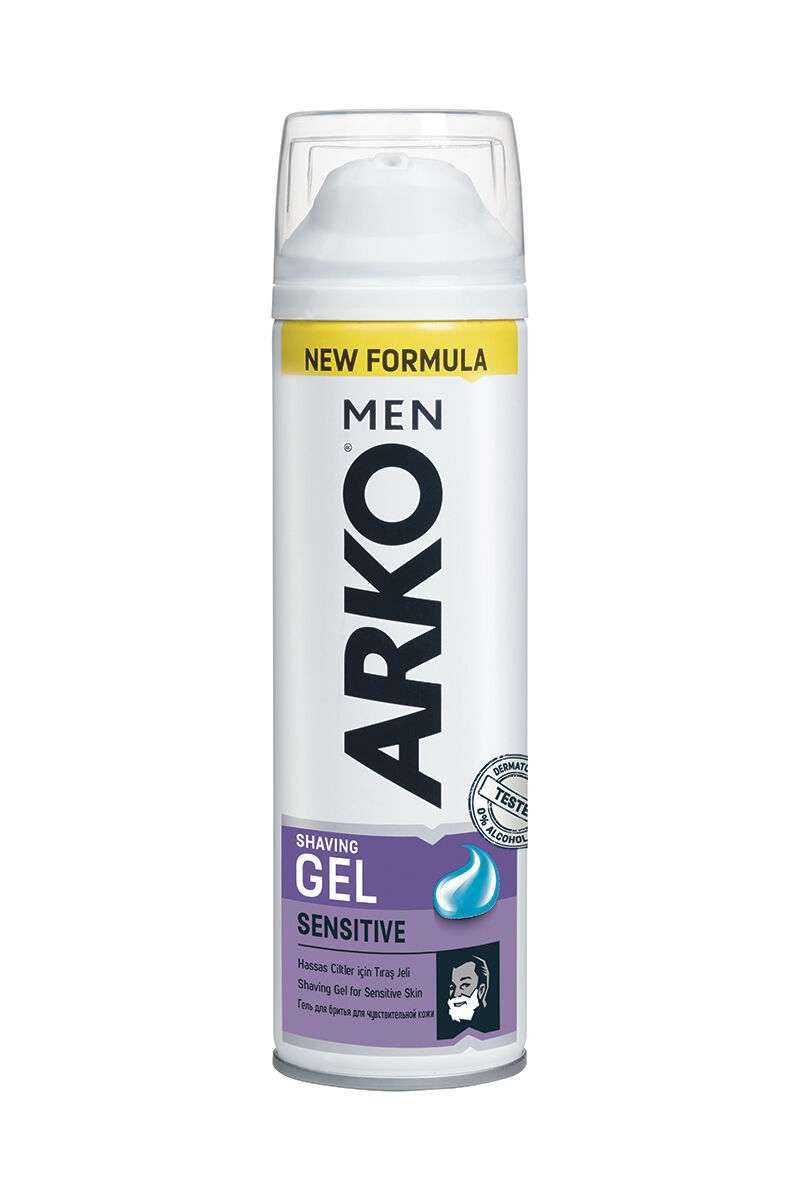 Arko Tıraş Jeli 200 Ml Sensitive