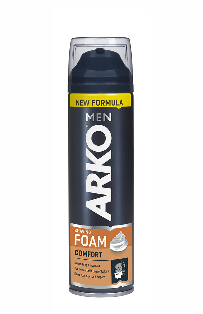 Image for Arko 200Ml Tıraş Köpüğü Max Comfort 200Ml from Bursa