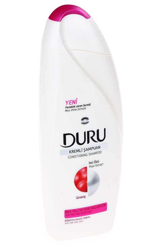 Image for Duru Şampuan 600Ml İnce Telli from Bursa