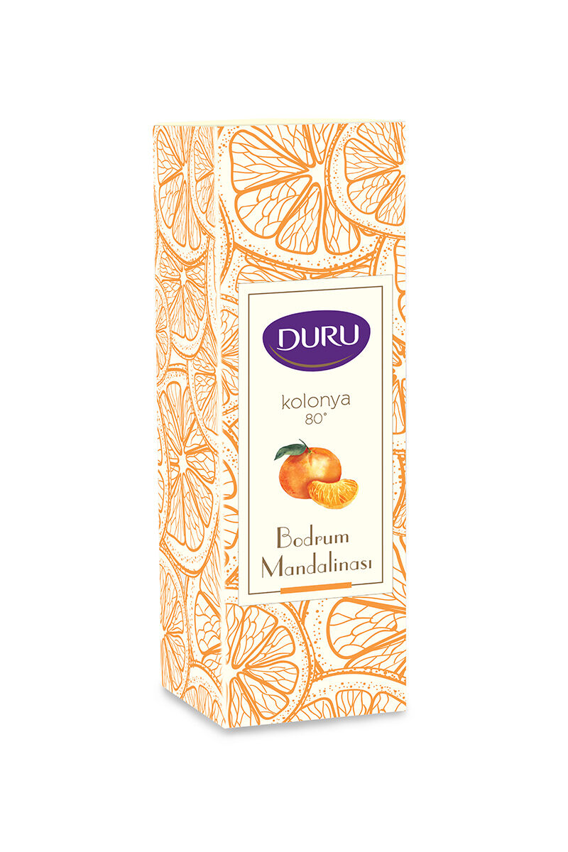 Image for Duru Kolonya 400 Ml Pet Mandalina from İzmir