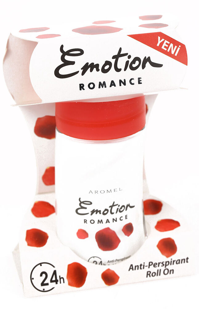 Emotion Deodorant 50 Ml Romance