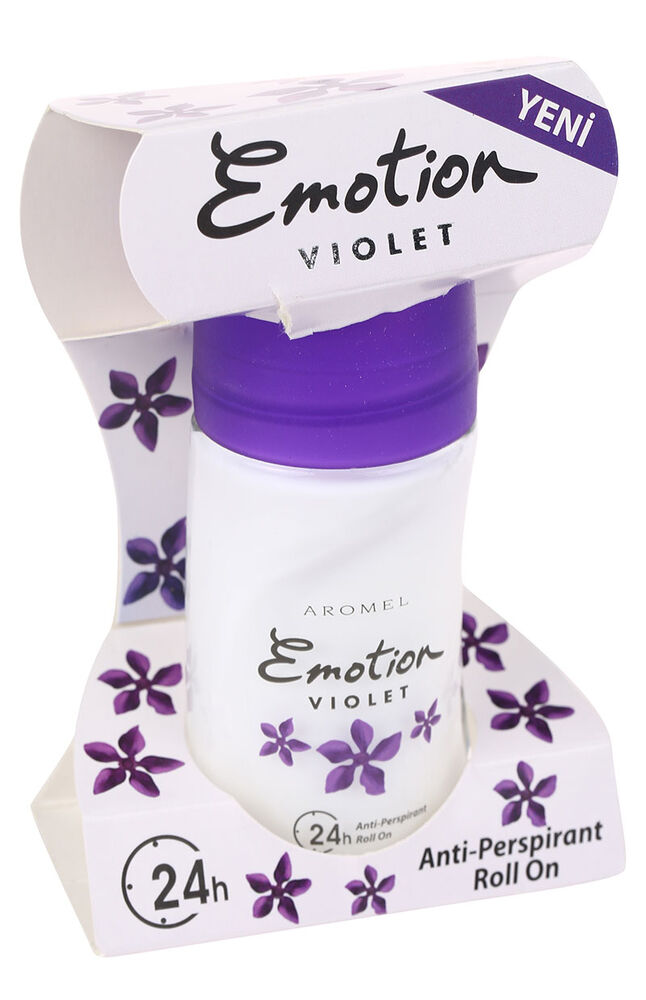 Emotion Deodorant 50 Ml Violet