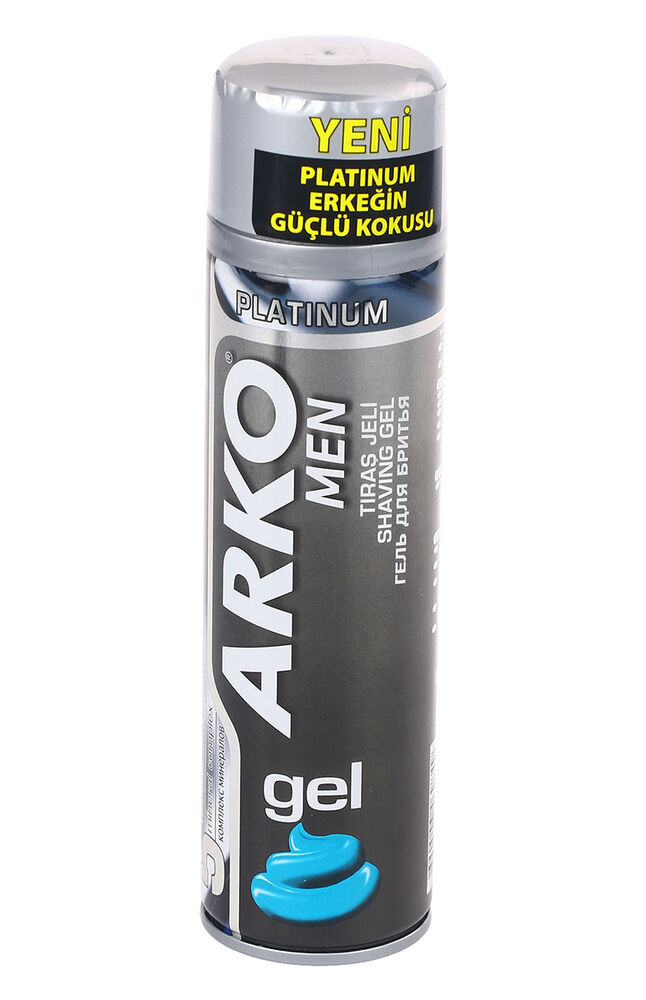 Image for Arko Tıraş Jeli 200 Ml Platinum from Antalya