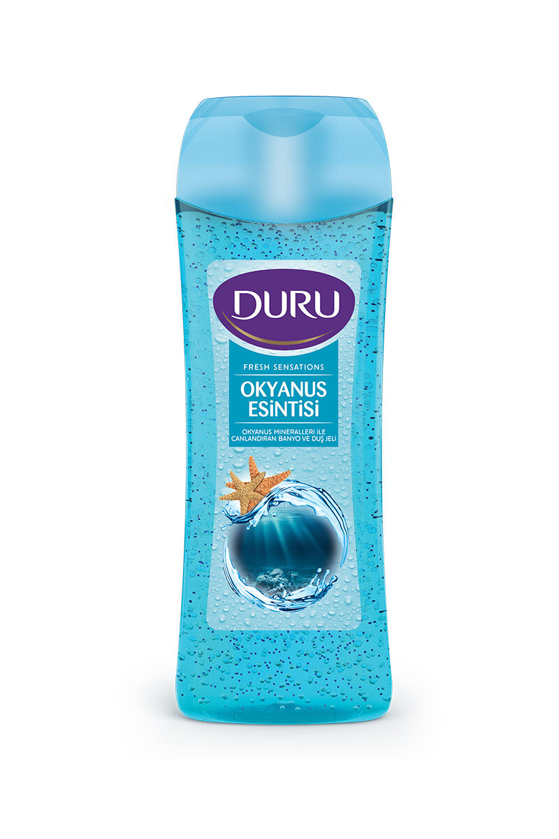 Image for Duru Duş Jeli 500 Ml Fresh Okyanus Esintisi from Antalya