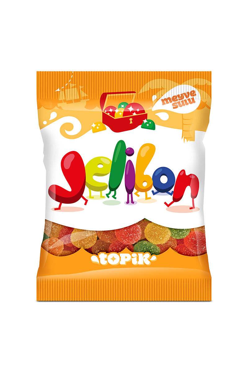 Image for Kent Jelibon Topik 80 Gr from Antalya