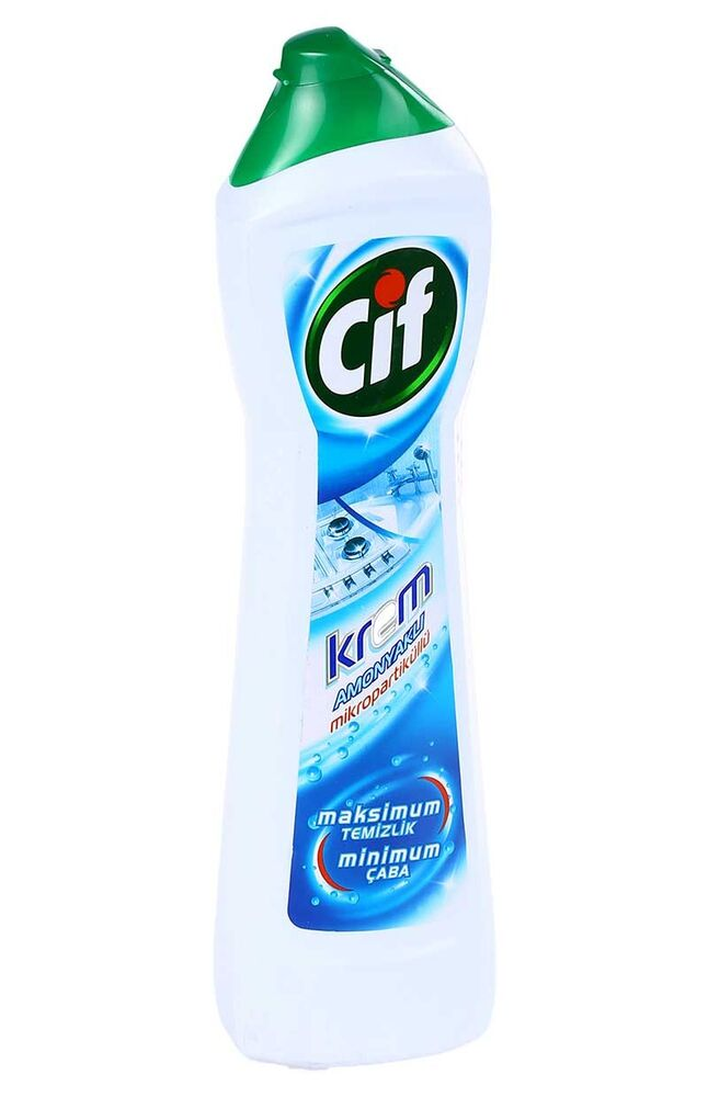 Cif Krem 500 Ml Amonyaklı
