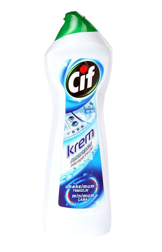 Cif Krem 750 Ml Amonyaklı